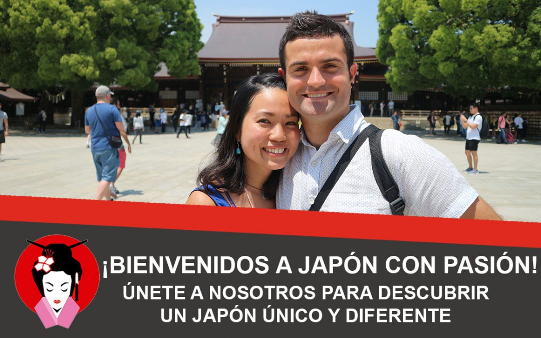JAPÓN CON PASIÓN