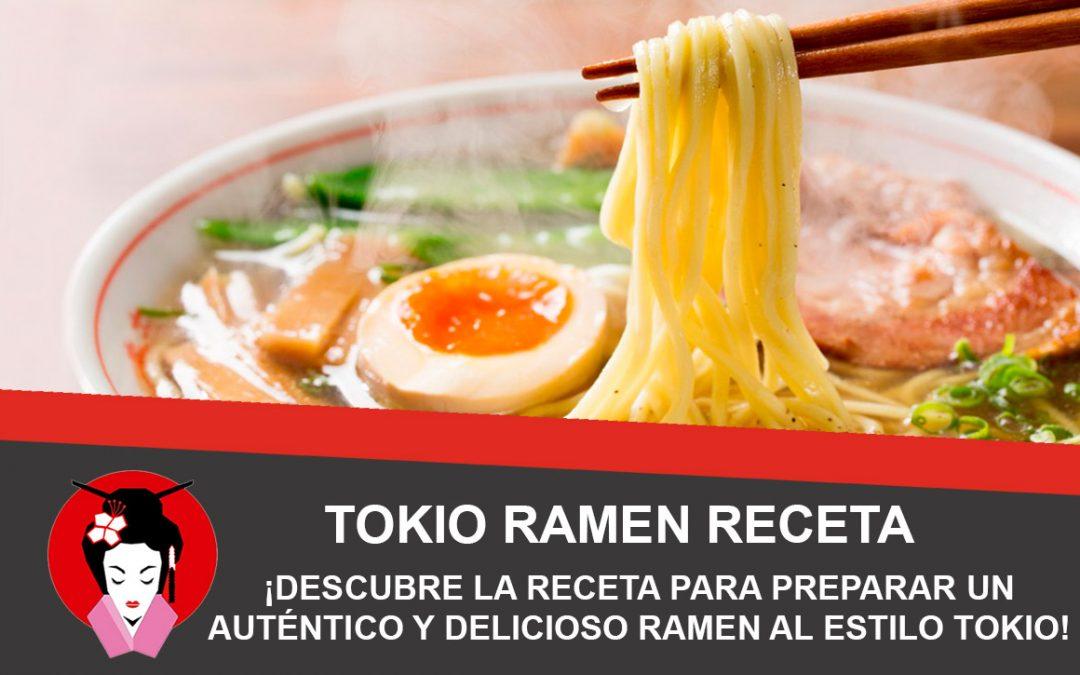 receta ramen japones